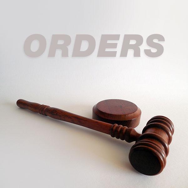 Orders-V2
